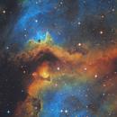 IC1848 Soul Nebula,                                Frank Chen