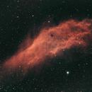 NGC 1499 in HOO,                                aferial