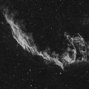 NGC6992 - The Eastern Veil Nebula,                                Derryk