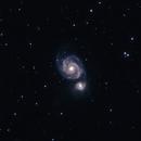 M51,                                JACL-Mono-Hα