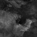 North American Nebula Ha,                                Matt Proulx