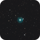 NGC 6543, Cat´s Eye-Nebula,                                Big_Dipper