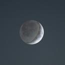 Moonset (HDR),                                Ahmet Kale