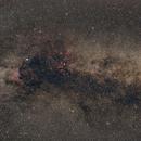 Milky Way in Cygnus,                                sergio.diaz