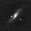 M31 Andromeda Galaxy (LRGB),                                Karoy Lorentey