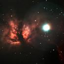 NGC2024, The Flame Nebula (second edition),                                Oscar Meca