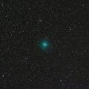 Comet 252P/LINEAR: 7 April & 9 April 2016,                                Jan Curtis