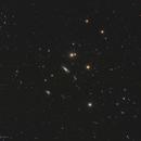 Galaxies in Leo,                                Johannes Josefsen