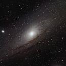 Andromeda Galaxy,                                allanv28