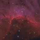 The Pelican Nebula - HRGB,                                Eric Coles (coles44)