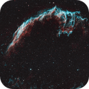 The Eastern Veil Nebula,                                Arun H.