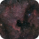 NGC7000 Area - North America and Pelican,                                Astro-Wene