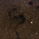 Snake dark nebula,                                José Carlos Diniz