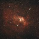 NGC 7635 Bubble Nebula,                                Robert Browning
