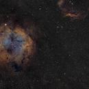 IC 1396 Emission Nebula in Cepheus,                                Jacek Bobowik