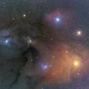 Rho Ophiuchi cloud complex,                                Kevin Osborn