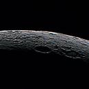 Moon craters,                                Jonathan Hankey