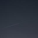 Starlink 6 satellite chain,                                alphaastro (Rüdiger)