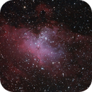 M16 from McDonald observatory,                                Anderson Thrasher