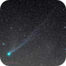 LOVEJOY Comet,C/2014 Q2 with M76,                                Denis Kan