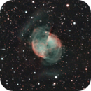 Dumbell Nebula - M27,                                jhawn