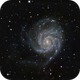 M 101 (StarParty 2018 spring),                                Paul Muskee