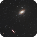 Bodes and Cigar galaxies M81 & M82,                                Phil Swift