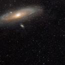 Andromeda- 8 Panel Mosaic,                                Matt Harbison