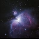 Orion Nebula (M42),                                Kevin Whiteside