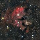 NGC7822,                                Alejandro Esteve