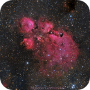 NGC 6334 Cats Paw Nebula,                                Maicon Germiniani