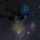 Antares Nebula Complex (2 Panel Mosaic),                                Alex Roberts