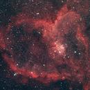 Herznebel (IC1805),                                paulschnelle