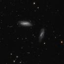 NGC 672 & IC1727,                                Doug Summers