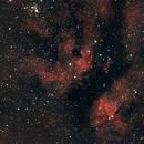 IC 1318 A & B le Papillon,                                Eric COUSTAL ( F5ODA )