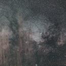 Scutum - Summer sky,                                Andrei Sava