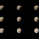 Partial Lunar Eclipse of August 7, 2017,                                Die Launische Diva