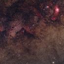The Milk Way Core:  A Partial View,                                Fernando