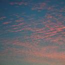 Sunset with resplendent Venus and a very slender Moon 20-4-15.,                                steveward53