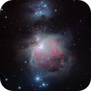 M42 - The Great Nebula in Orion,                                wadeh237