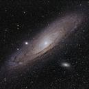 M31 Andromeda,                                Dan West