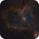 Heart Nebula,                                Jorge Garcia