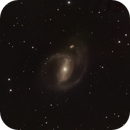 NGC 1097  and star forming ring,                                Freestar8n