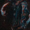 Veil Nebula, AOO,                                tjm8874