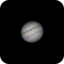 Jupiter, Io, and Ganymede on May 29, 2019,                                JDJ