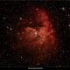 Pacman Nebula (NGC 281),                                Svennie46