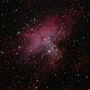 M16 - Eagle Nebula,                                Bob Stewart