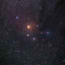 Antares & Rho Ophiucus,                                Laurent Fournet
