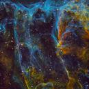 IC1340 Bat Nebula,                                bilgebay