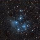 M45 - Plejades,                                Marcus Holinka
